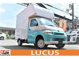 トヨタ ライトエーストラック 1.5 DX シングルジャストロー 三方開 AT車 移動販売車 キッチンカー 新免許対応