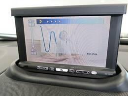 ボルボ車推奨のナビゲーションシステムを装備!オーディオの再生や目的地のルート案内などインパネルを使わず直接操作可能!また、収納も可能となっており、使用されない場合は視界の妨げにもなりません!