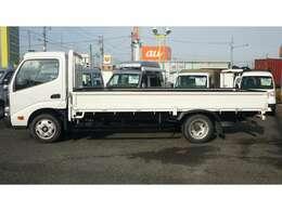 車両総重量4635kg・最大積載量2000kg!エンジン型式【N04C】!!Nox・PM適合です。
