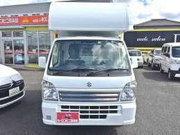 軽トラックの荷台に取り外し可能なキャンピングシェルターを設置!!