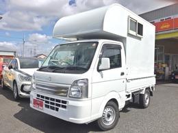 スズキ キャリイ 660 KCスペシャル 3方開 4WD Kキャンパートリパル 走行充電オプション