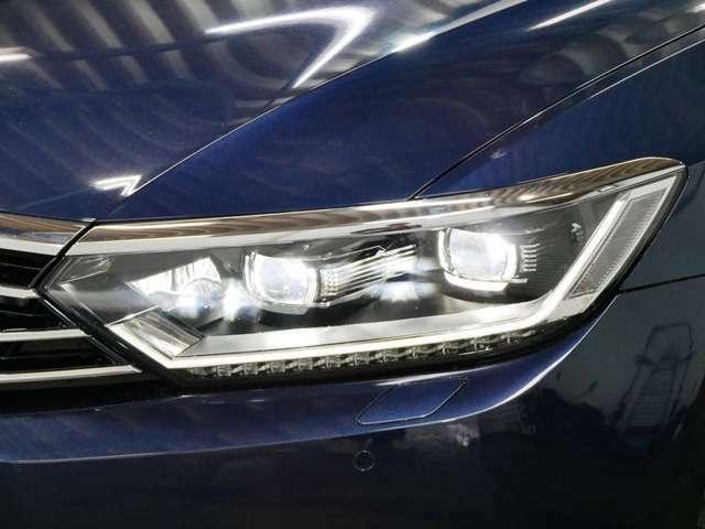 オプションLEDヘッドライトパッケージ☆関東最大級のAudi・VW専門店!豊富な専門知識・経験で納車後もサポートさせていただきます☆
