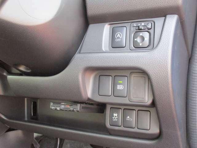 エマージェンシーブレーキが安全運転の支援をしてくれます♪