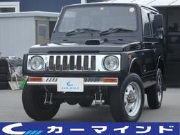 スズキ ジムニー 660 HC 4WD 後期最終型 全塗装黒 タニグチシャックル