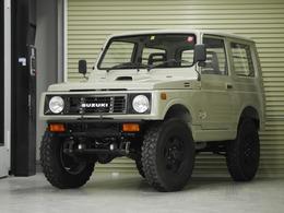 スズキ ジムニー 660 ランドベンチャー 4WD リフトアップ・改造申請済み・全塗装