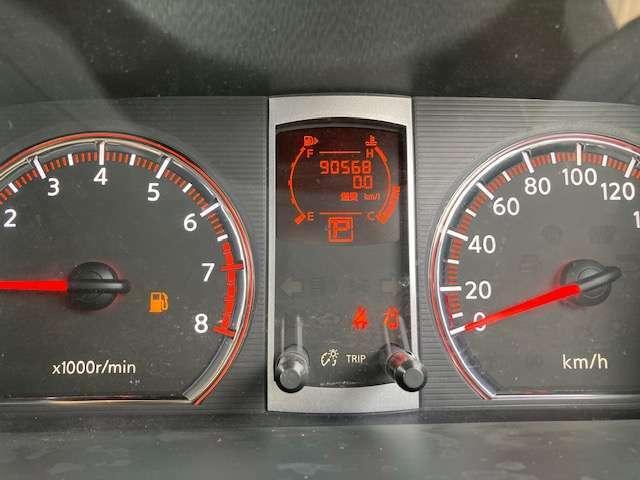 走行管理システム確認済みです!安心の実走行車両です!