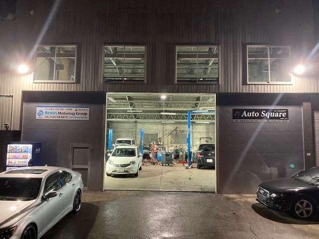 Nexus Motoring Group小樽塩谷ファクトリーオープンしました♪敷地内には認証工場も完備しております。車検、整備等もお気軽にご相談下さい♪