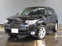 三菱 アウトランダーPHEV の中古車 2.0 G 4WD 神奈川県厚木市 129.0万円