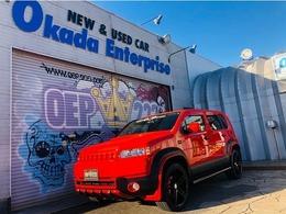 ホンダ クロスロード 2.0 20X 4WD OEP仕様 LEDVer.A ワイドボディ公認車