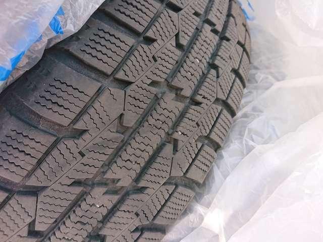 冬タイヤの積み込み有りです!初期費用を抑える事が出来ますね!