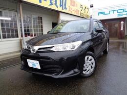 トヨタ カローラアクシオ 1.5 G 4WD PUSHスタート TSS付