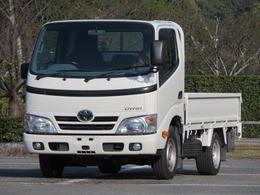 トヨタ ダイナ 1.2t 低床 9尺 内寸-長284x幅160x高37