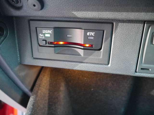 ETC2.0装備になりますので高速道路を乗る時も楽々です。
