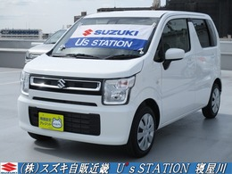 スズキ ワゴンR 660 FA 新車保証継承/サポカー/キーレス