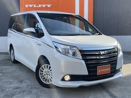 トヨタ ノア 1.8 ハイブリッド G 1年無制限距離保証付 ETC シートヒーター