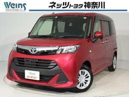 トヨタ タンク 1.0 X S SDナビ ワンセグ バックカメラ ETC