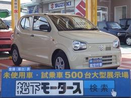 スズキ アルト 660 F 5速MT キーレス エアコン ディーラー試乗車