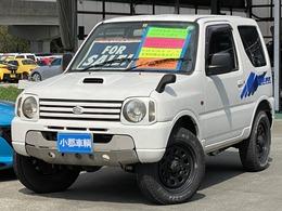 スズキ ジムニー 660 XG 4WD 4型5F メモリーナビ TV 背面タイヤ