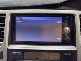 純正HDDナビ装備!!CD再生、DVD再生可能!!Bluetooth接続可能!!