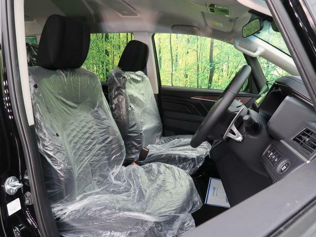 『シートもキレイな状態ですのでご安心下さい♪抗菌・消臭・防汚に最適!!【サンライトコーティング】の施工もオススメです』
