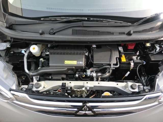 オイル漏れや異音もなく良好な状態です。納車時には、エンジンオイルとエレメント交換交換します。