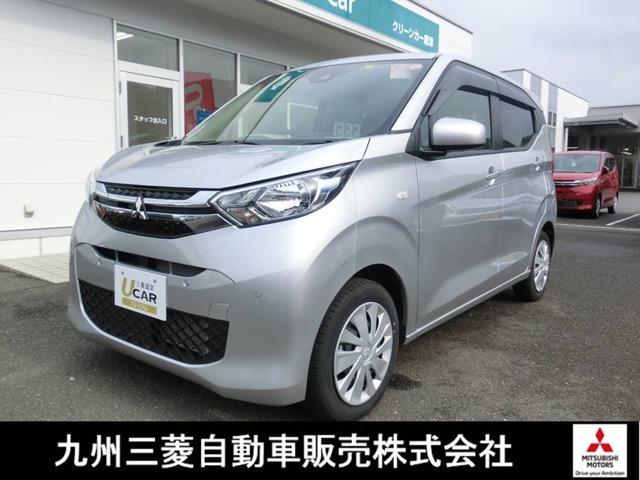 令和2年式EKワゴンが入荷しました。お問い合わせ先は九州三菱自動車販売株式会社、唐津店販売担当の浦までお願い致します。連絡先は0955-72-7351まで
