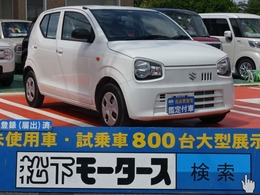 スズキ アルト 660 L エアコン シートヒーター ディーラー試乗車