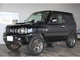 スズキ ジムニー 660 クロスアドベンチャー 4WD 1オーナー ユーザー様買取車 合皮レザー