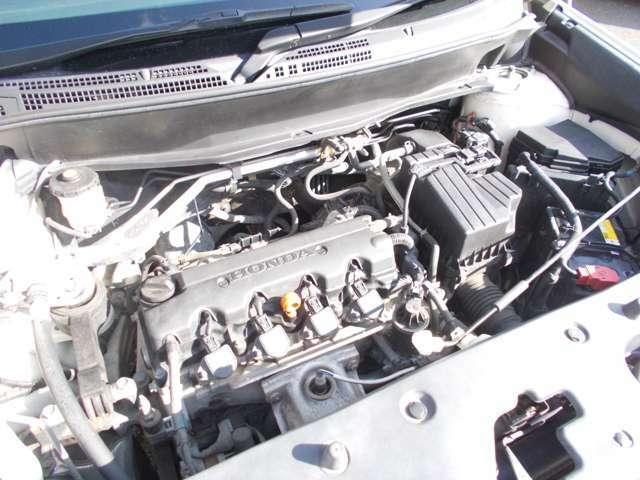 機関良好です!エンジンルームも綺麗にクリーニング済みです!