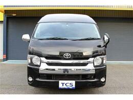 トヨタ ハイエース 2.7 グランドキャビン 4WD ハイルーフ 4WD