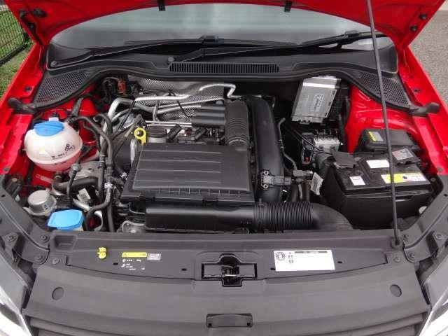 低速トルクがある1200ccターボエンジンです