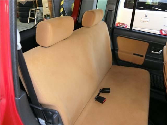 各座席です♪大きな破れや汚れなどもなく、状態も良好です!