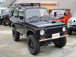 スズキ ジムニー 660 ワイルドウインド リミテッド 4WD リフトアップ タイミングベルト交換済