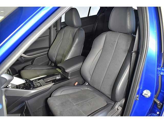 ホールド性の高いフロントシート!快適にドライブできますね! 電動シート(運転席)・シートヒーター(運転席&助手席)装備(*^-^*)