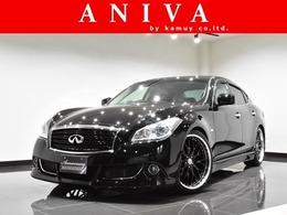 日産 フーガ 2.5 250GT 新品車高調 新品21AW フルエアロ 黒内装
