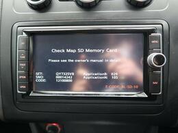 ●純正ナビ:CD・DVD再生・Bluetooth・フルセグ視聴可能。