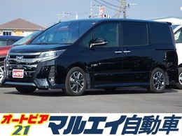 トヨタ ノア 2.0 Si WxB 7人乗・両側電動・新品ナビ・純正Rモニター