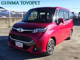 トヨタ タンク 1.0 カスタム G S 4WD フルセグ カメラ ETC 1オナ スマート