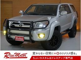 トヨタ ハイラックスサーフ 2.7 SSR-X 4WD 本州仕入/リフトUP/MKW16AW新品夏タイヤ