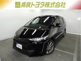 トヨタ エスティマ 2.4 アエラス プレミアム メモリーナビ・バックM・ETC・LED