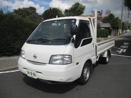 日産 バネットトラック 1.8 GL ロング ダブルタイヤ 1トン 5マニュアル ナビ TV