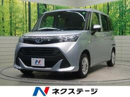 トヨタ タンク 1.0 X S 禁煙車 衝突軽減装置 純正7インチナビ バッ