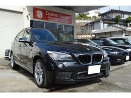 BMW X1 xドライブ 28i Mスポーツ 4WD ・純正ナビ・キセノンライト・18インチAW