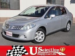 日産 ティーダラティオ 1.5 15S /CDオーディオ/ユーザー買取車