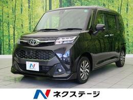 トヨタ タンク 1.0 カスタム G S 両側電動スライド シートヒーター