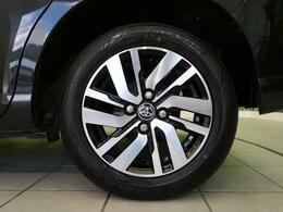 純正アルミホイール!専用のアルミなので、お車のイメージに合っていますね!また、社外のアルミや、スタッドレスタイヤも絶賛販売中☆ドレスアップもカスタマイズもお任せください!
