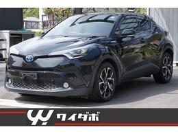 トヨタ C-HR ハイブリッド 1.8 G セーフティセンス 純正ナビ フルセグTV