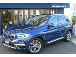 BMW X3 xドライブ20d xライン ディーゼルターボ 4WD 1オーナー/新車保証/SR/モカレザー/ACC