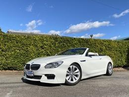 BMW 6シリーズカブリオレ 640i Mスポーツ仕様 ダウンサス 全国保証付き