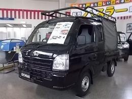 スズキ キャリイ 660 スーパーキャリイ L 3方開 4WD ハードカーゴキャリア・専用テント